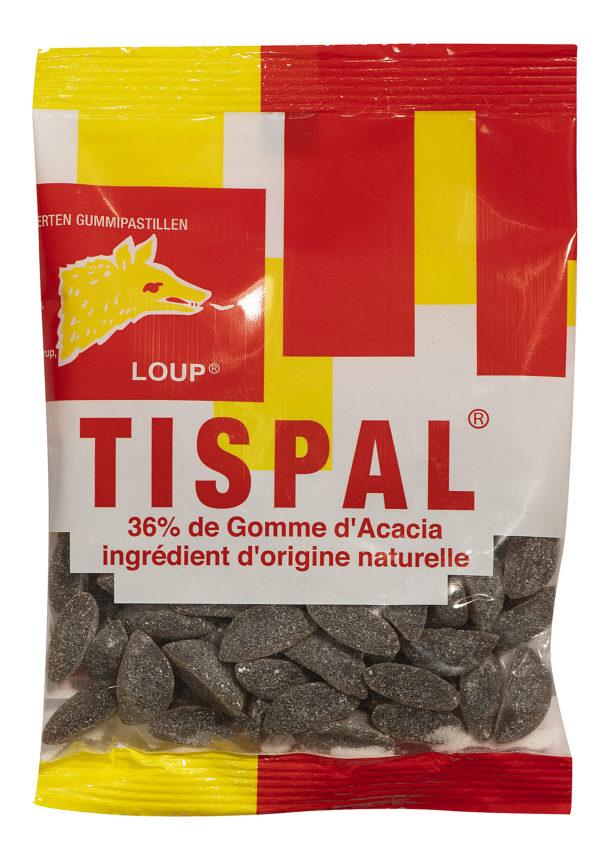 sachet de bonbons loup Tispal