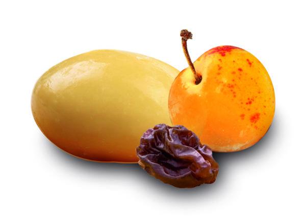 raisin macéré chocolat à l'eau de vie de mirabelle confiserie adam