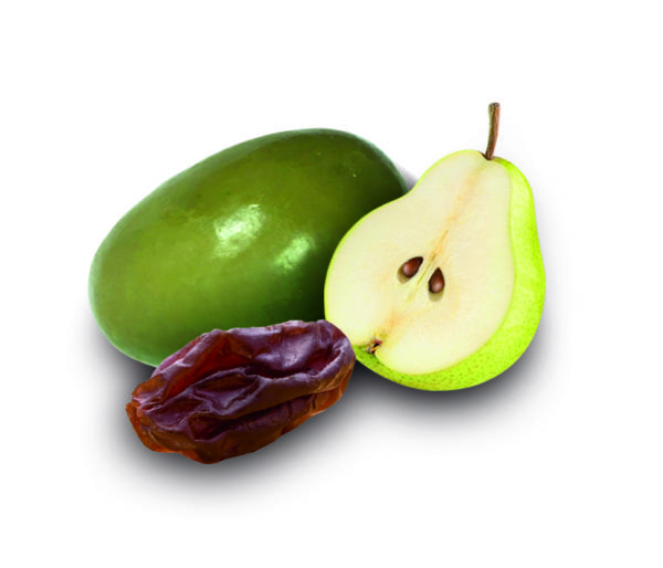 raisin macéré chocolat à l'eau de vie de poire William confiserie adam