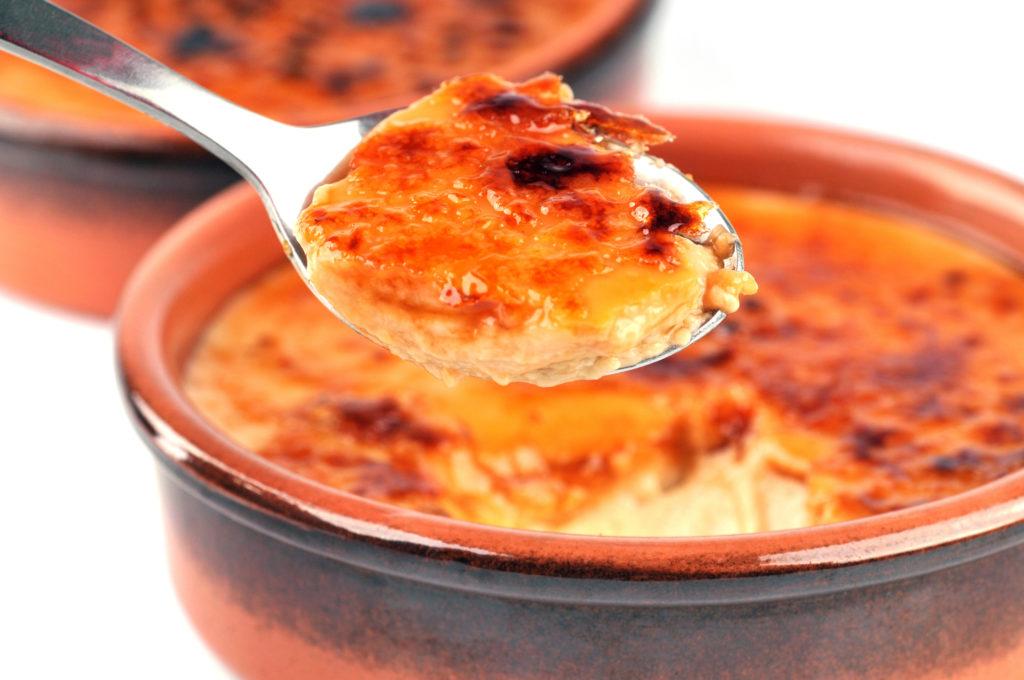 Amande Crème brûlée